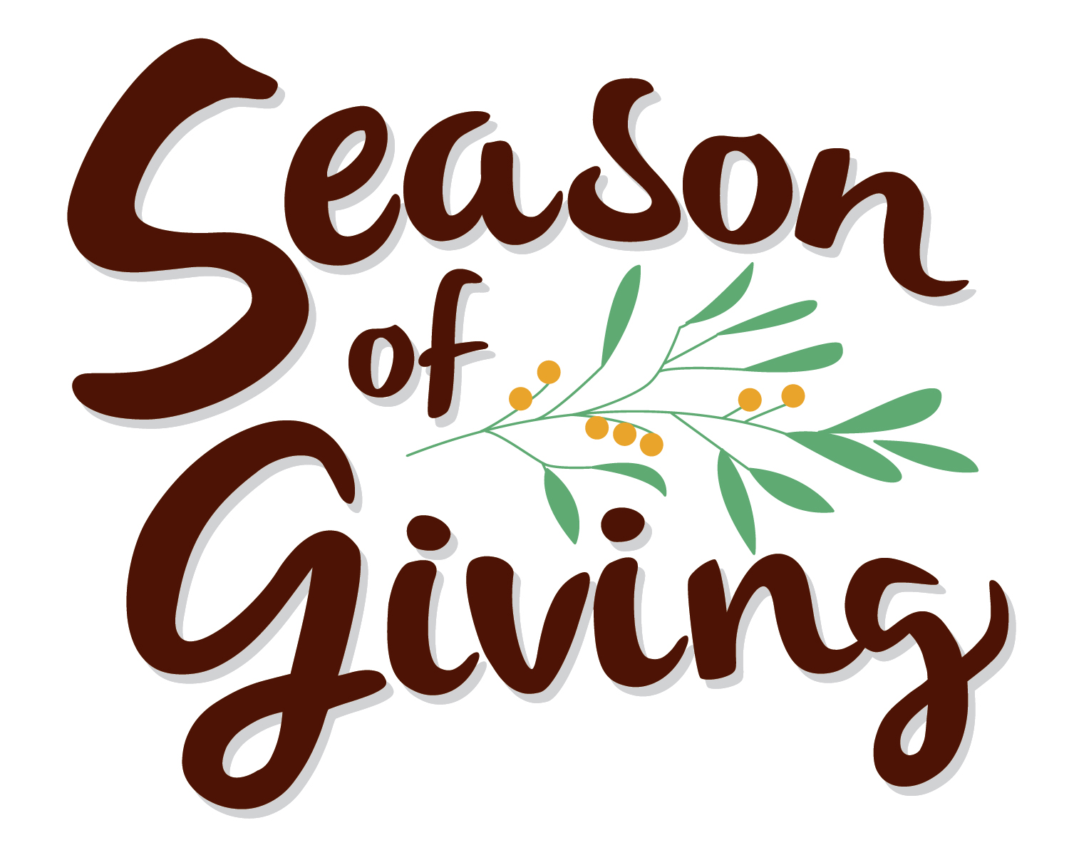 season of giving logo